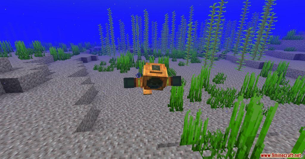 Scuba Gear Mod Screenshots 3