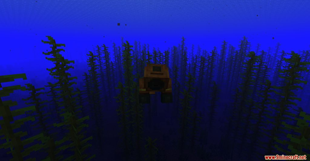 Scuba Gear Mod Screenshots 5