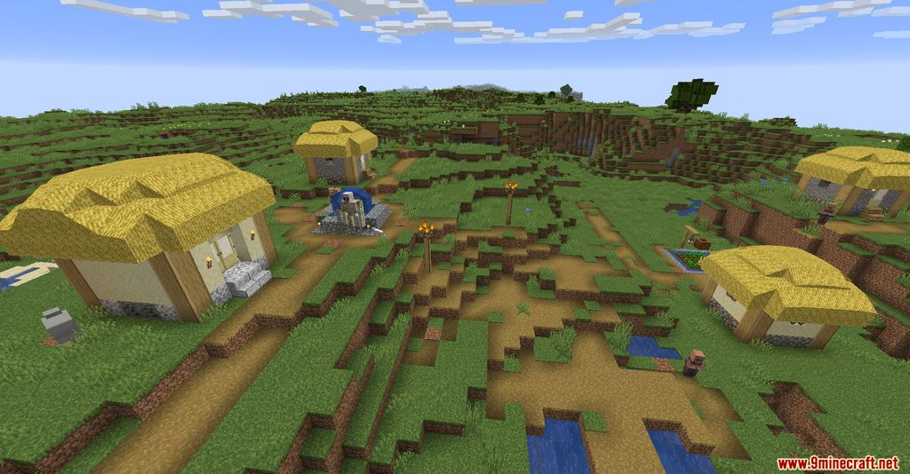 Thatched Villages Mod Screenshots 1
