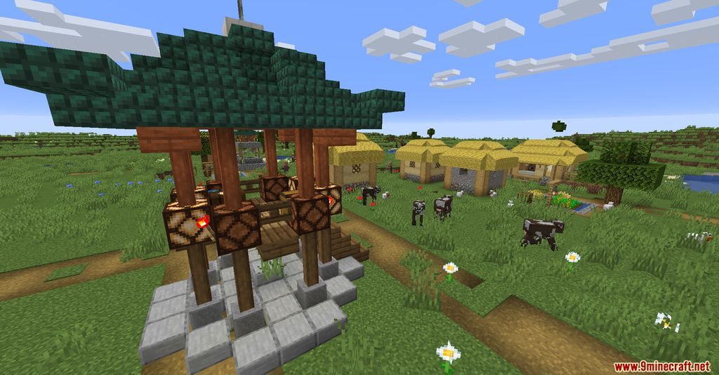 Thatched Villages Mod Screenshots 6