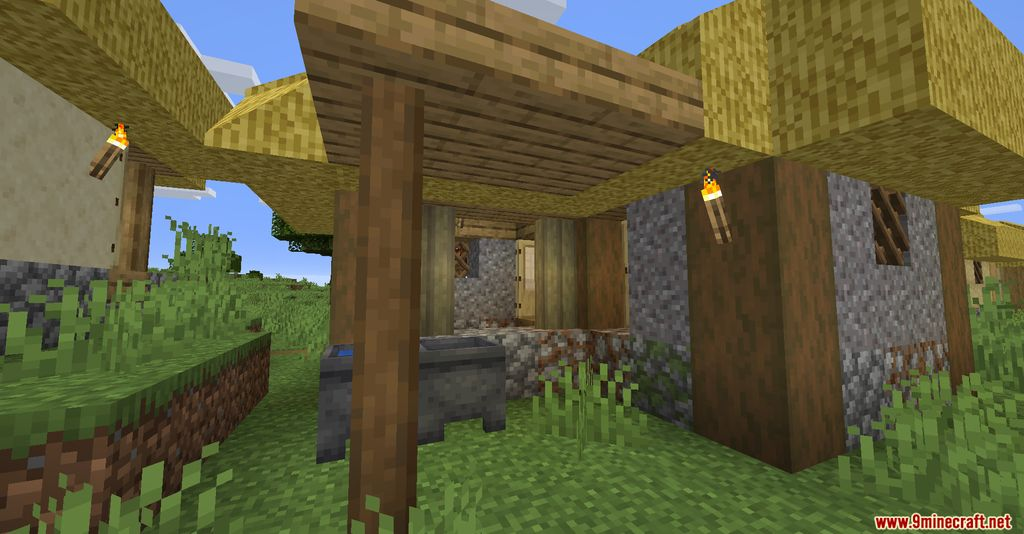 Thatched Villages Mod Screenshots 7