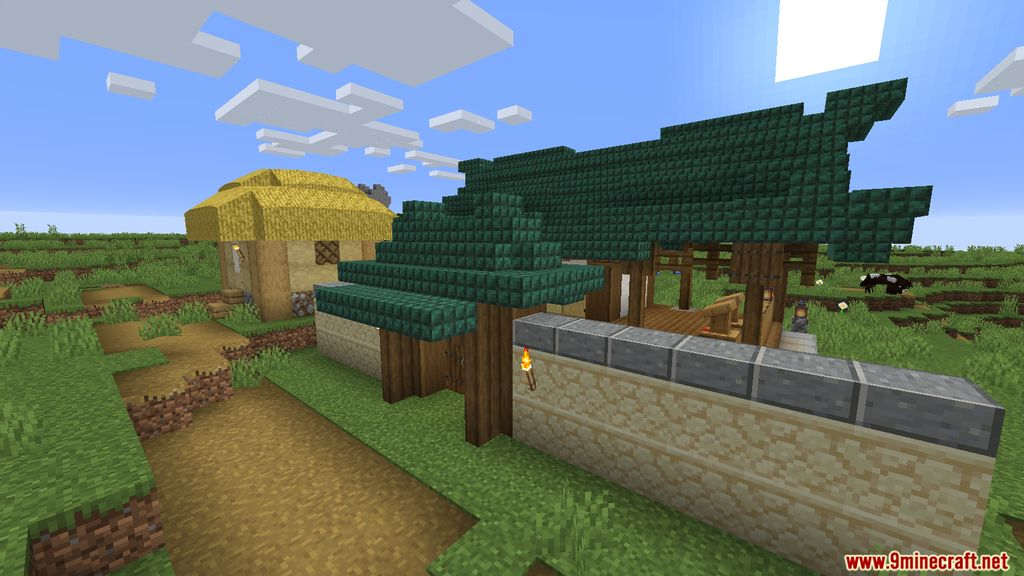 Thatched Villages Mod Screenshots 9