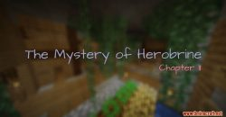 The Mystery of Herobrine Chapter II Map Thumbnail