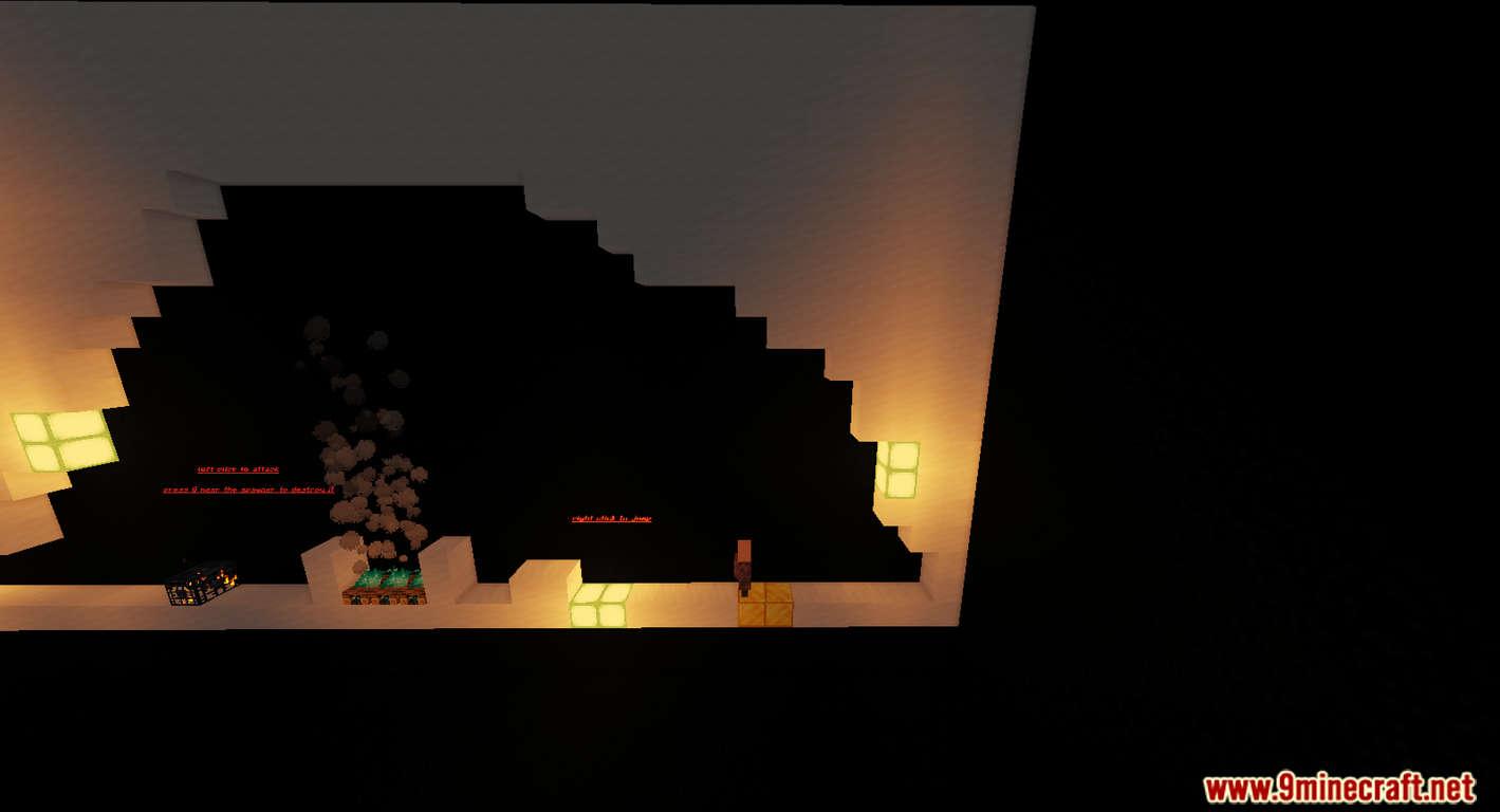 2D Parkour With a Twist Map Screenshots (1)