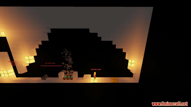 2D Parkour With a Twist Map Screenshots (2)