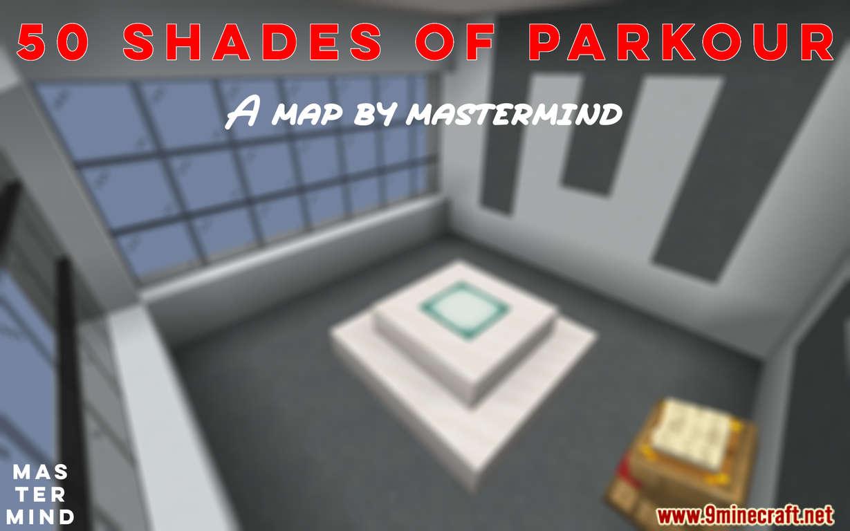 50 Shades of Parkour Map Thumbnail