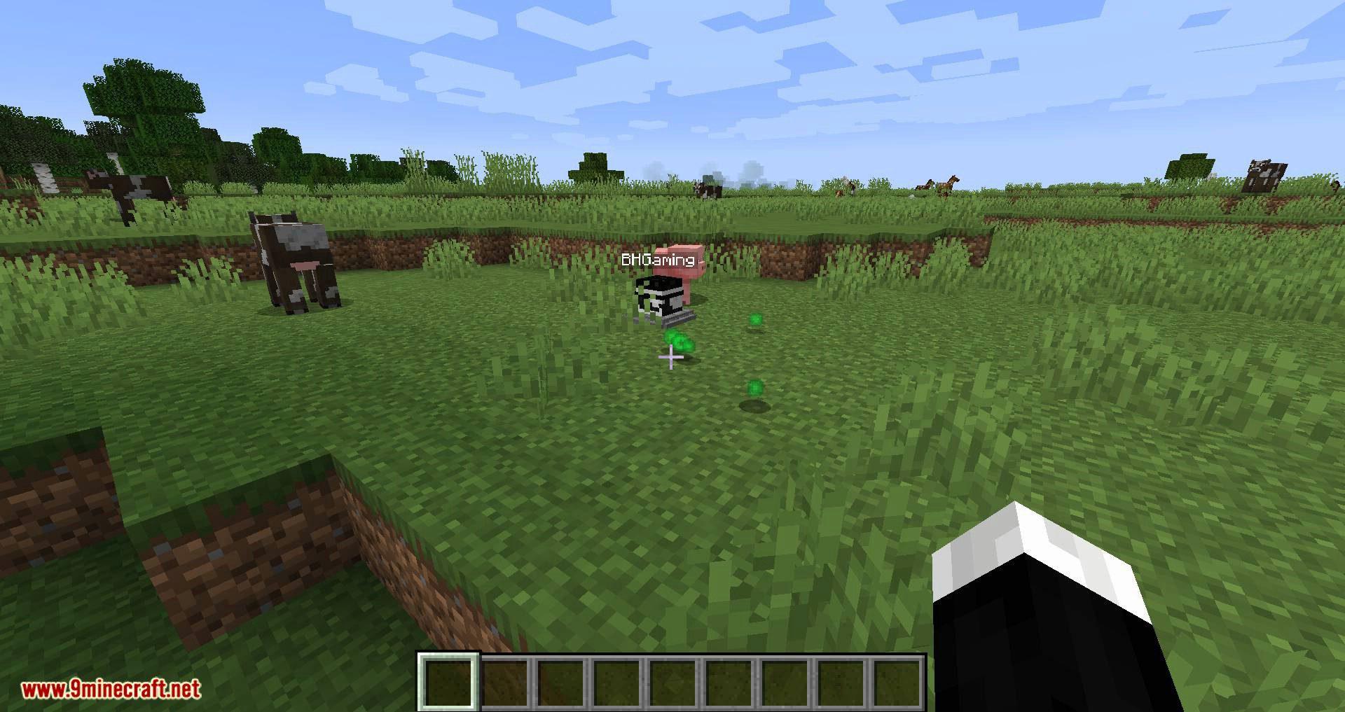 Better Graves mod for minecraft 03