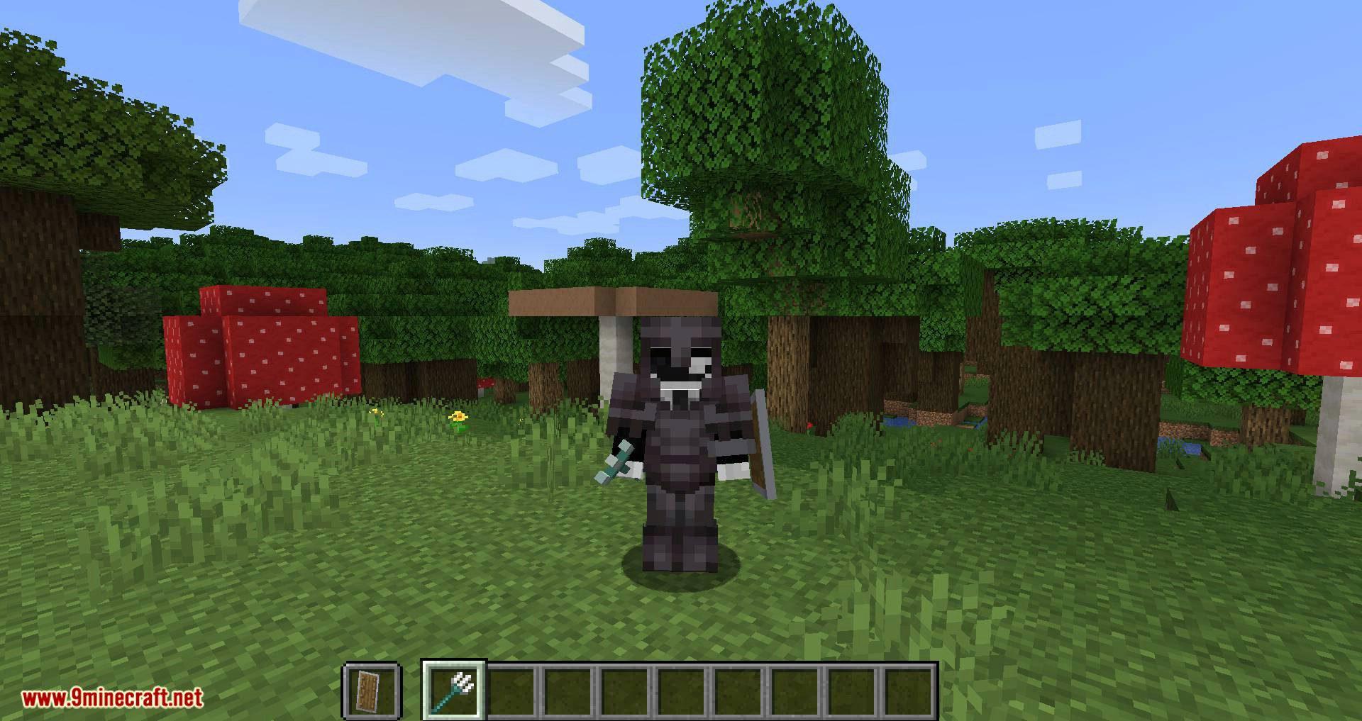 Better Graves mod for minecraft 05