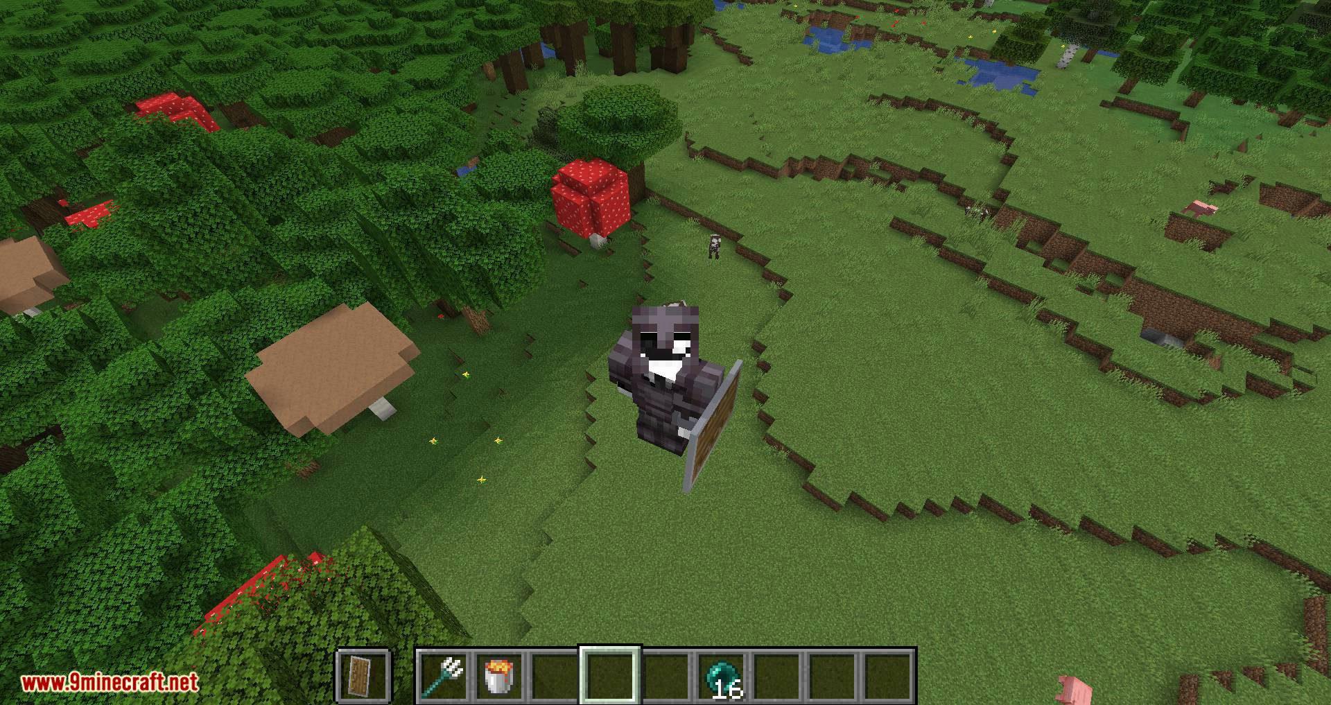 Better Graves mod for minecraft 07