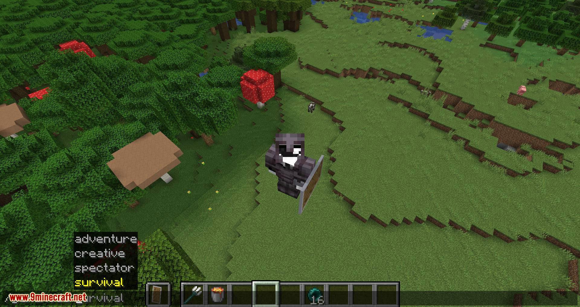 Better Graves mod for minecraft 08