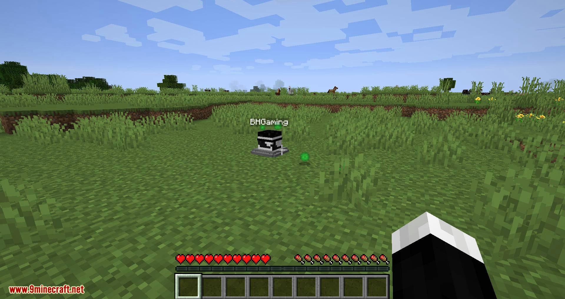 Better Graves mod for minecraft 10