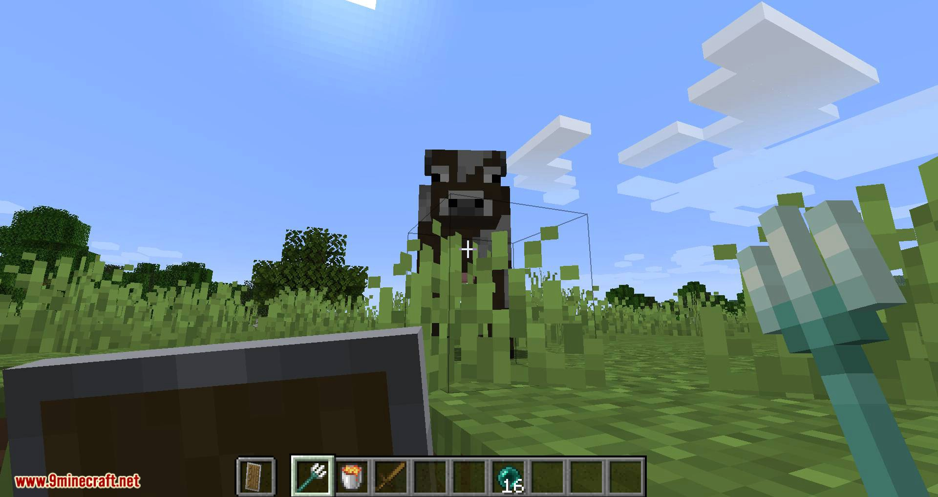CleanCut mod for minecraft 04
