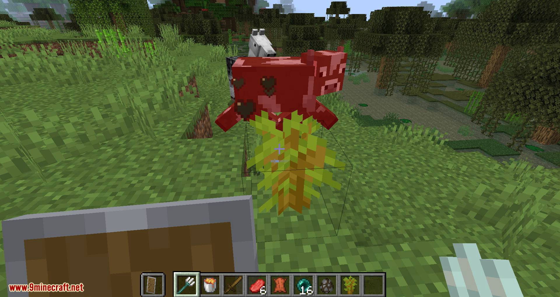 CleanCut mod for minecraft 10