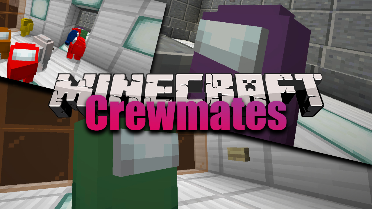 Crewmates Mod 1 16 1 Among Us 9minecraft Net