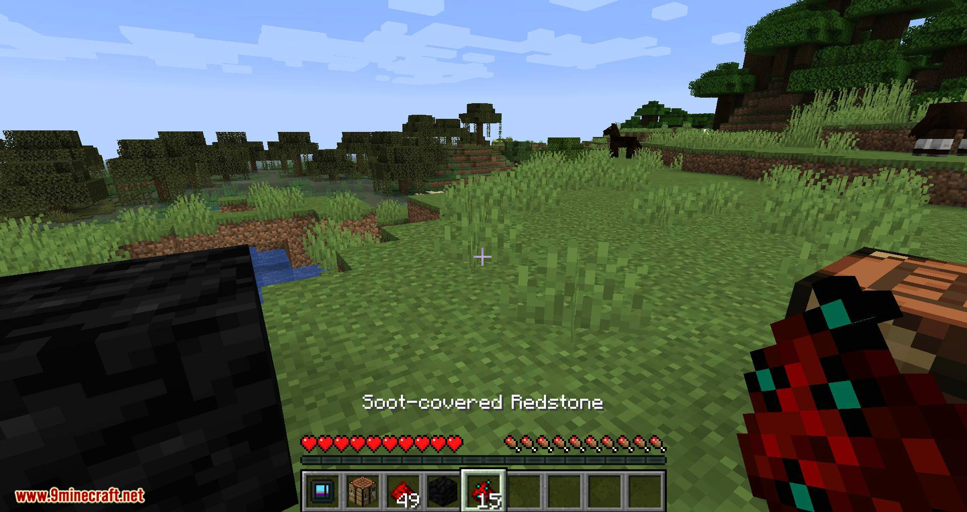 Deep Mob Learning Refabricated mod for minecraft 03