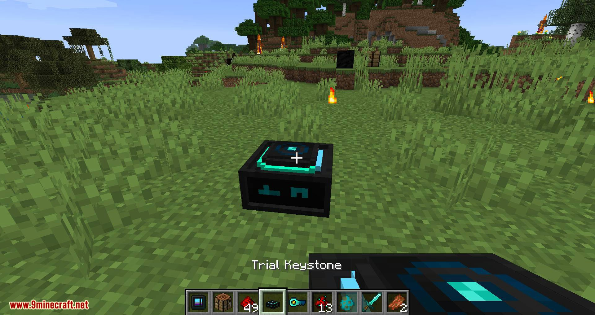 Deep Mob Learning Refabricated mod for minecraft 12