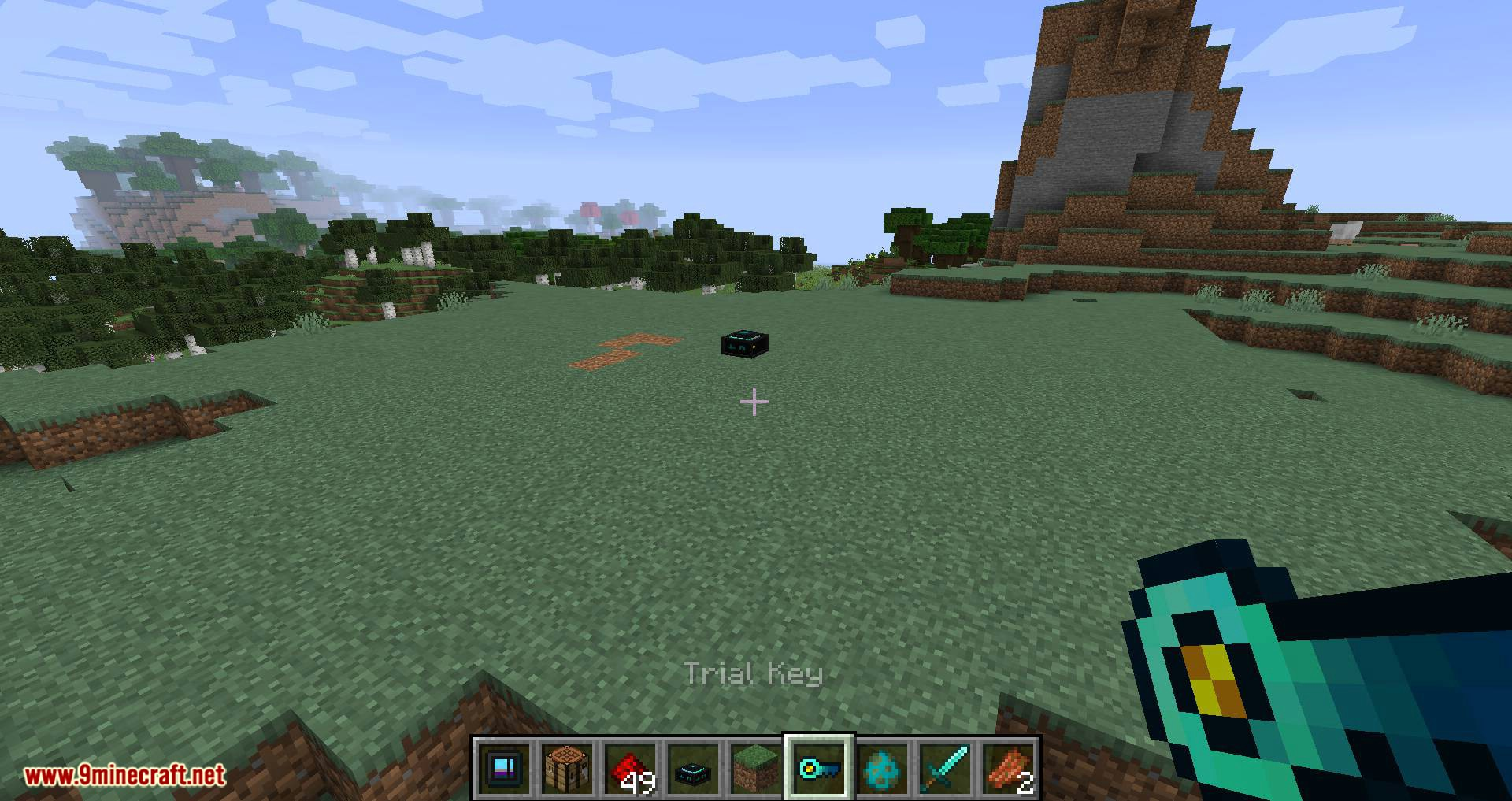 Deep Mob Learning Refabricated mod for minecraft 13