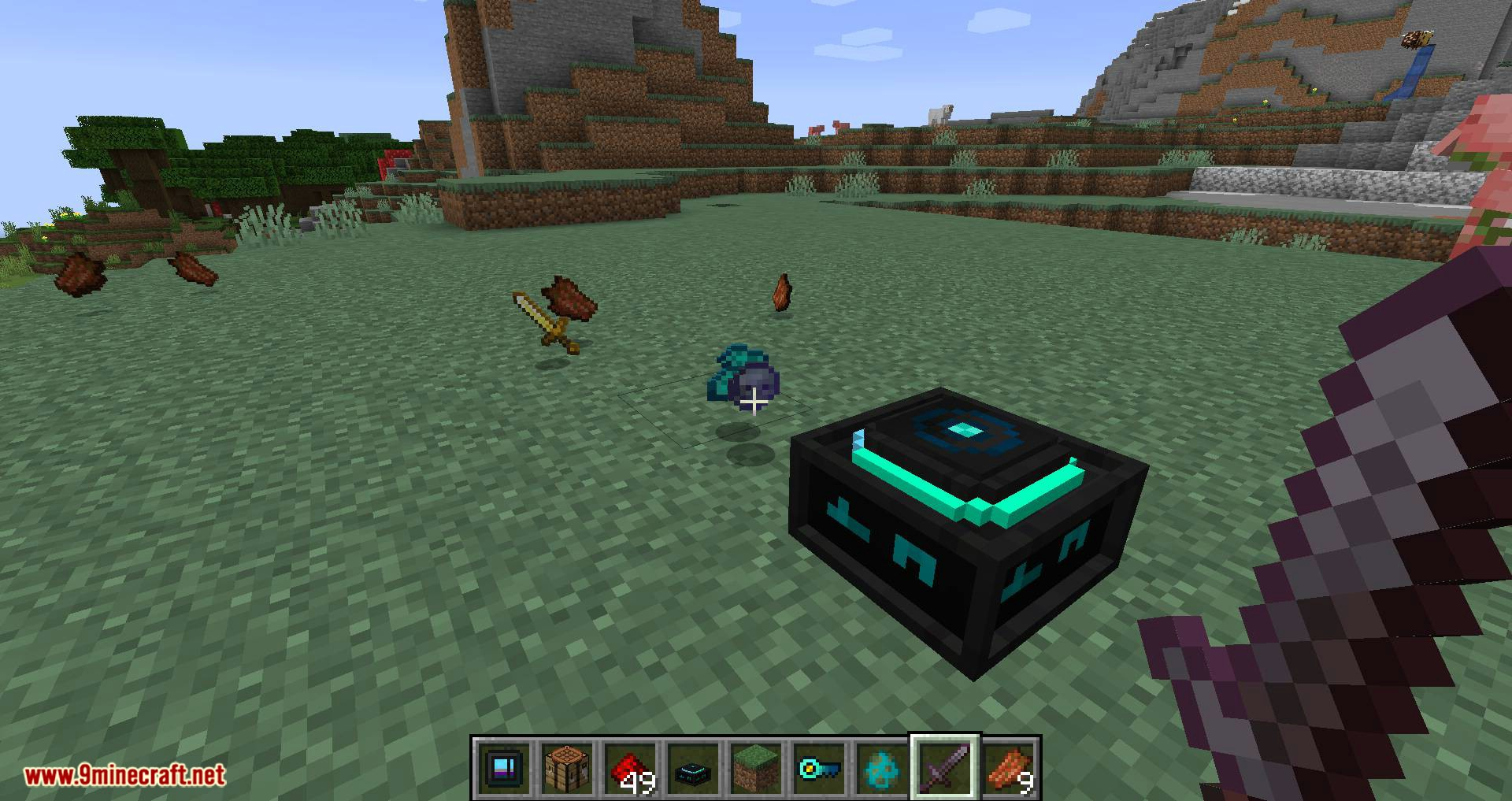 Deep Mob Learning Refabricated mod for minecraft 15