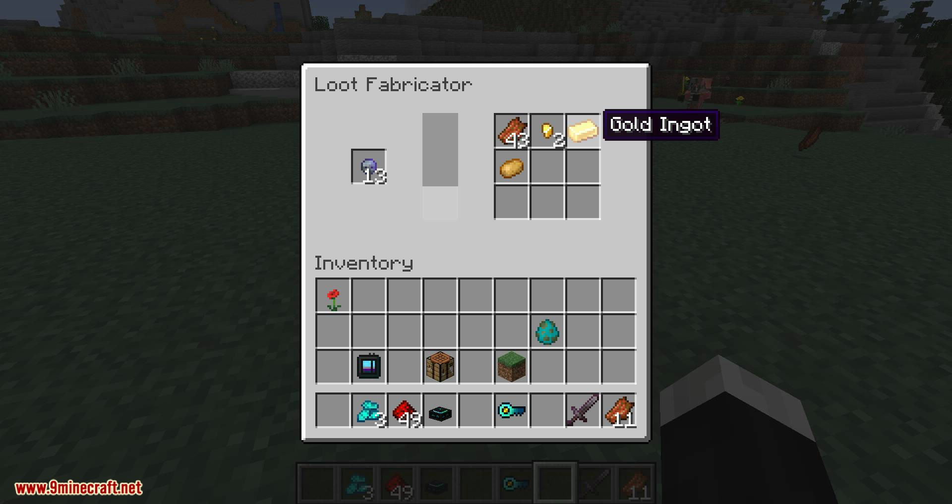 Deep Mob Learning Refabricated mod for minecraft 18