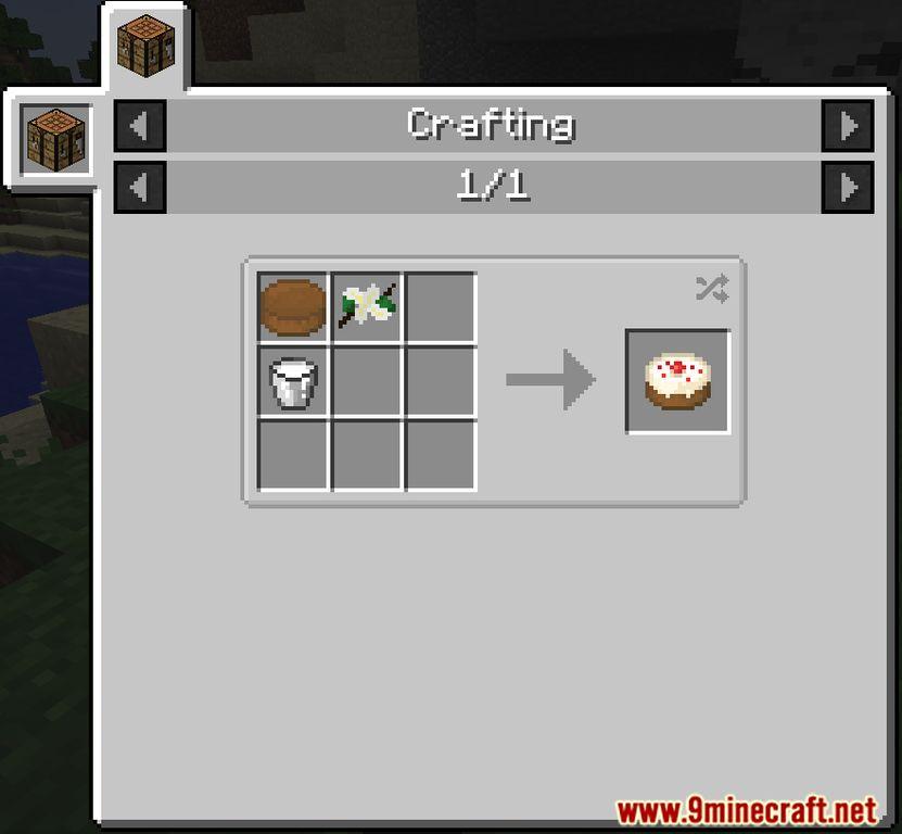Delicious Delights Mod Screenshots 19