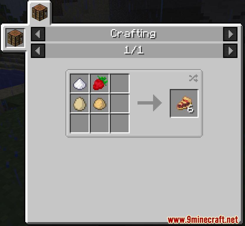 Delicious Delights Mod Screenshots 45