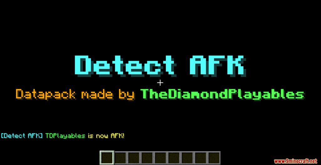 Detect AFK Data Pack Thumbnail