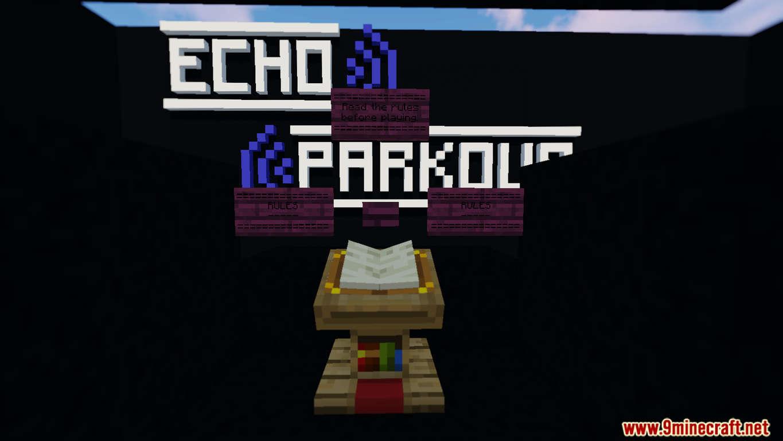 Echo Parkour Map Screenshots (1)