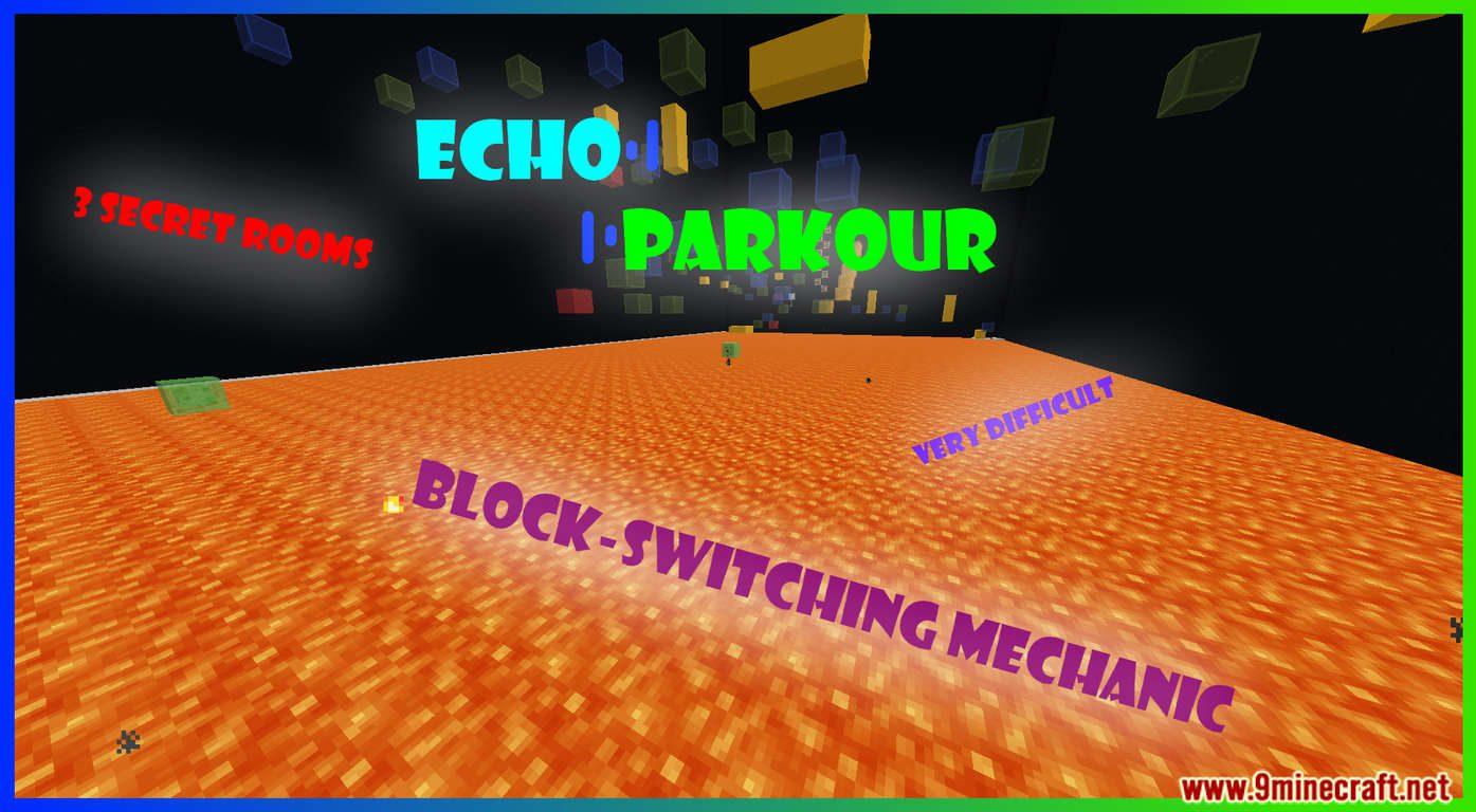 Echo Parkour Map Thumbnail