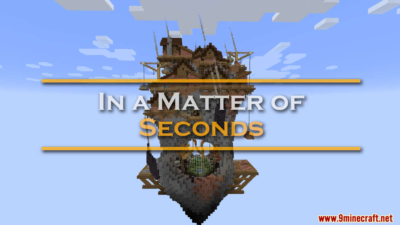 In a Matter of Seconds Map Thumbnail