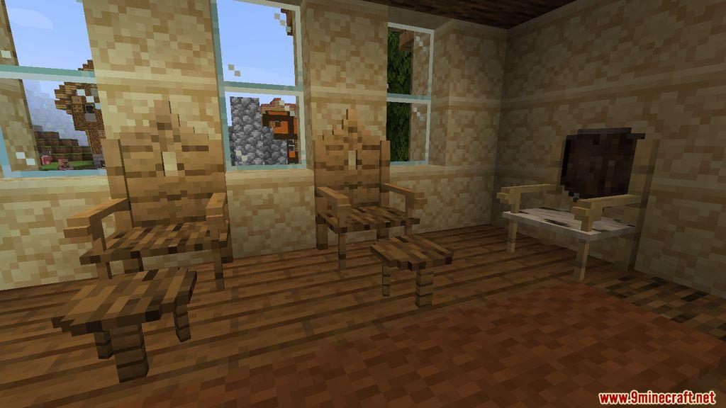 Iron Age Furniture Mod Screenshots 1