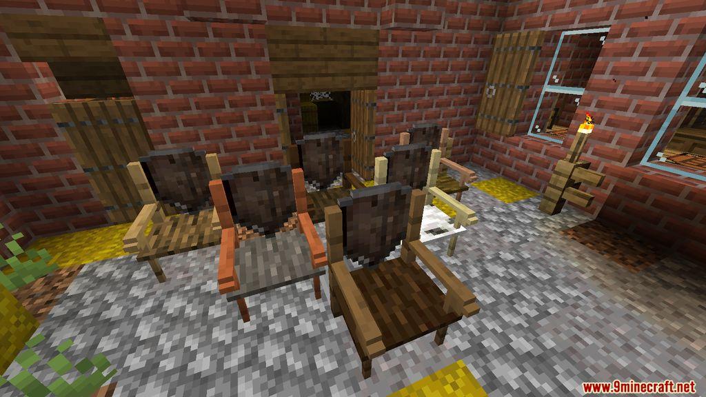 Iron Age Furniture Mod Screenshots 10