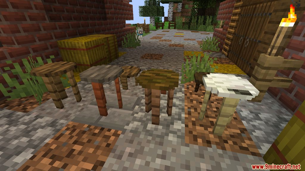 Iron Age Furniture Mod Screenshots 11