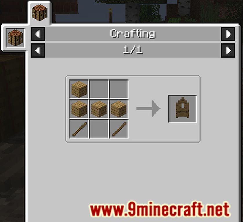 Iron Age Furniture Mod Screenshots 12