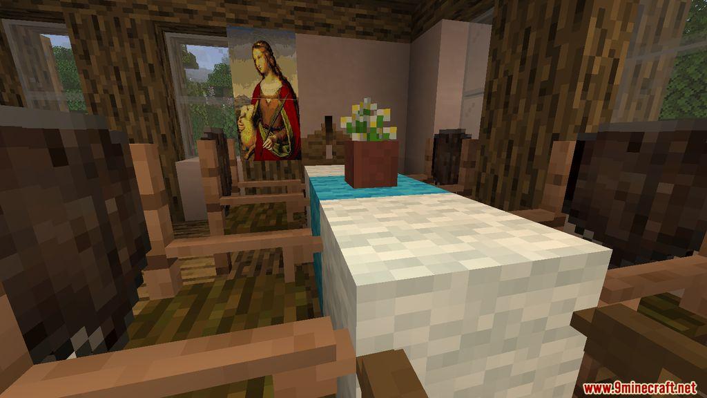 Iron Age Furniture Mod Screenshots 3