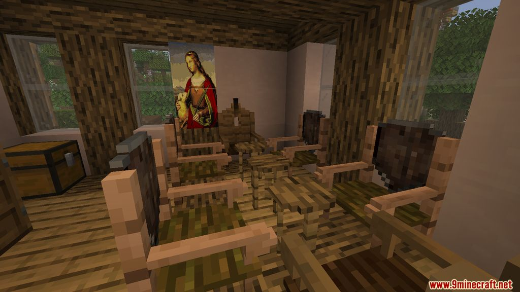 Iron Age Furniture Mod Screenshots 4