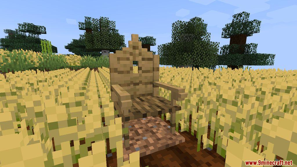 Iron Age Furniture Mod Screenshots 6