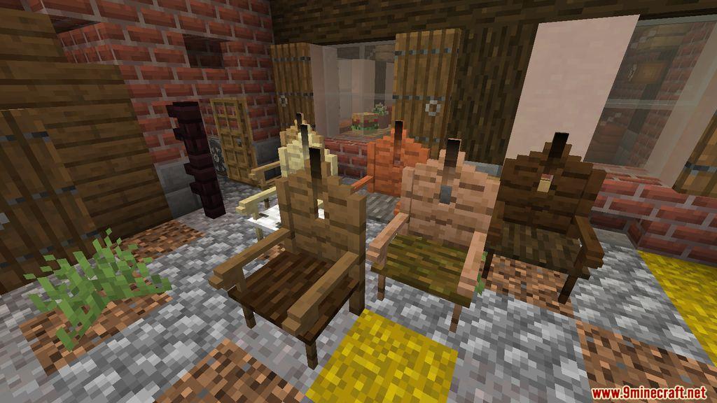 Iron Age Furniture Mod Screenshots 9