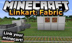 Linkart Fabric mod for minecraft logo