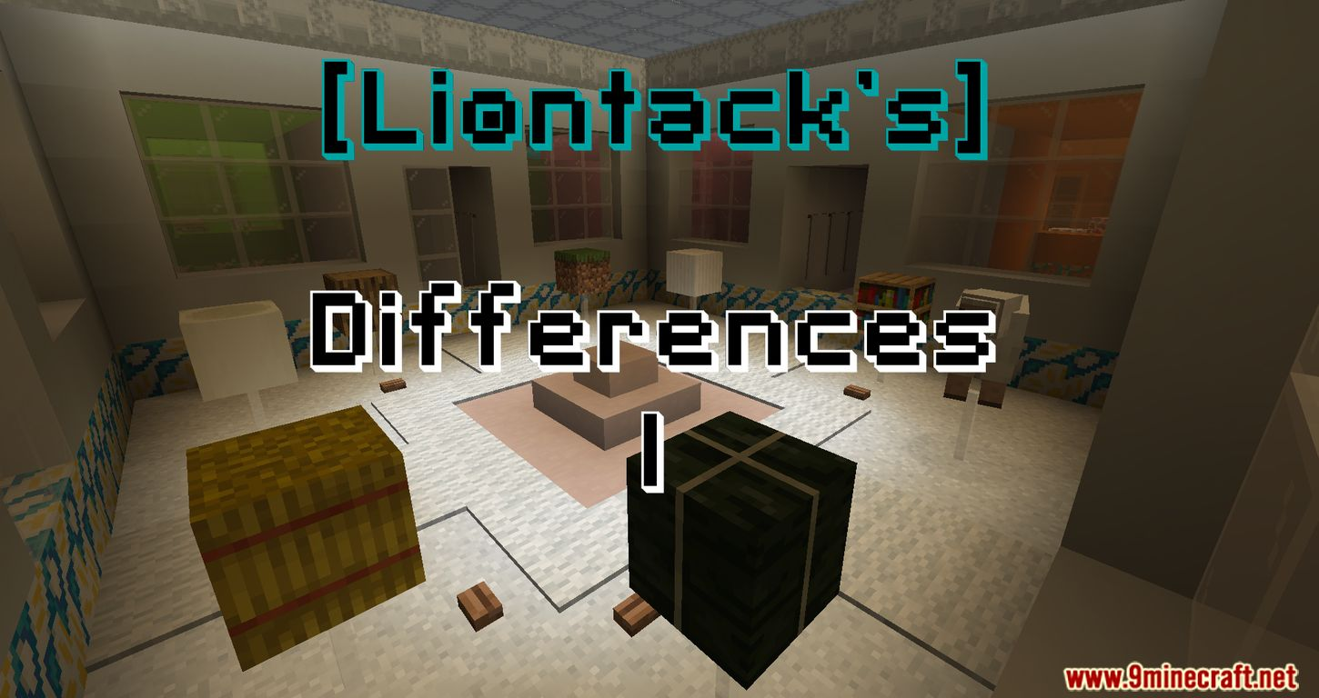 [Liontack's] Differences 1 Map Thumbnail