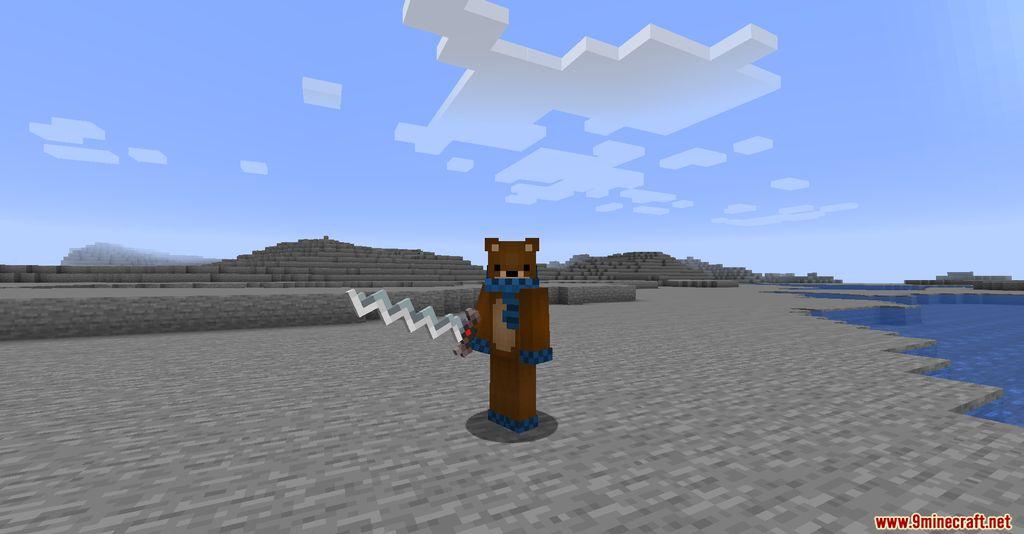 MC Dungeon Weapons Mod Screenshots 12