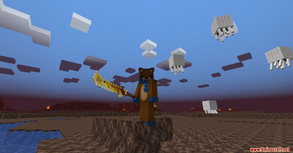 MC Dungeon Weapons Mod Screenshots 15