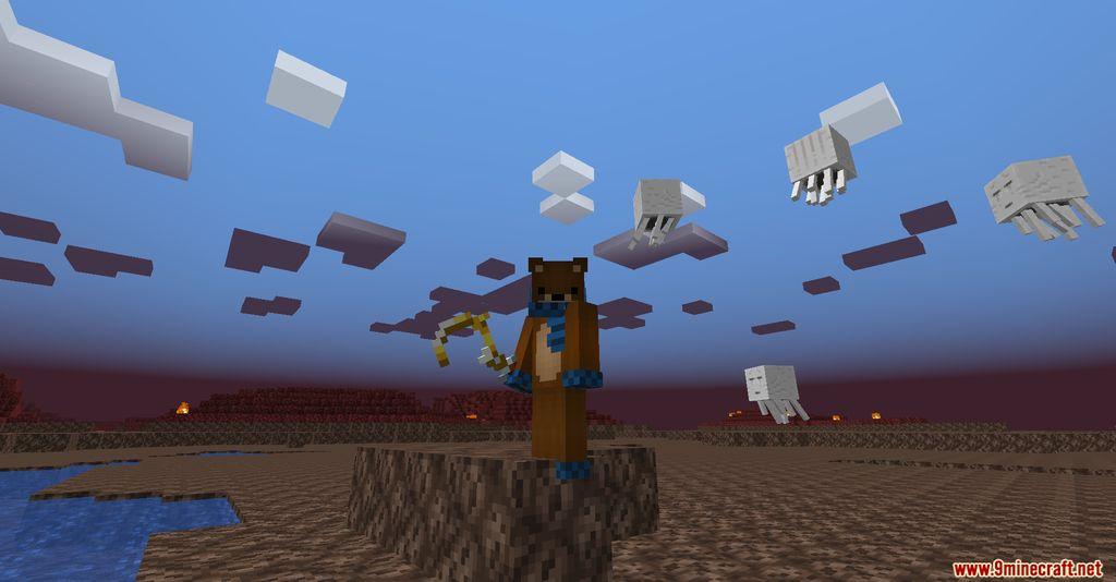 MC Dungeon Weapons Mod Screenshots 16