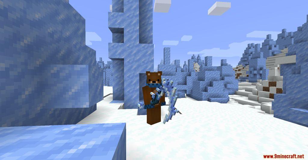 MC Dungeon Weapons Mod Screenshots 7