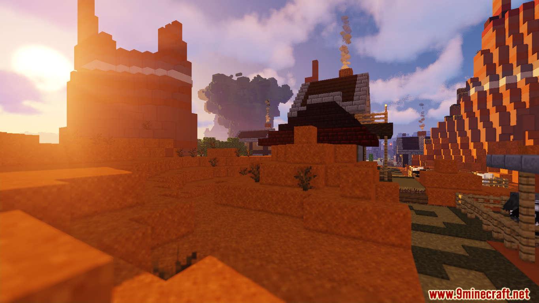 Minecraft Odyssey Map Screenshots (2)