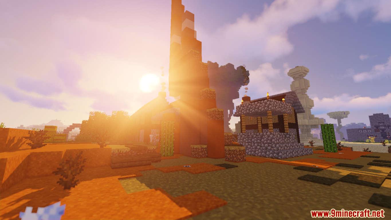 Minecraft Odyssey Map Screenshots (5)