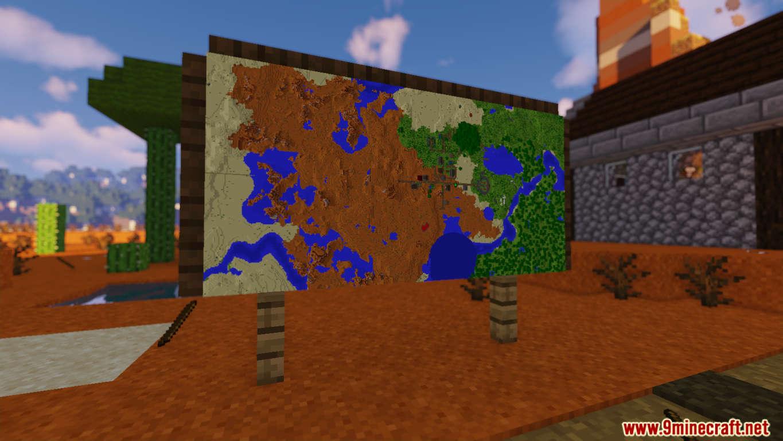Minecraft Odyssey Map Screenshots (7)
