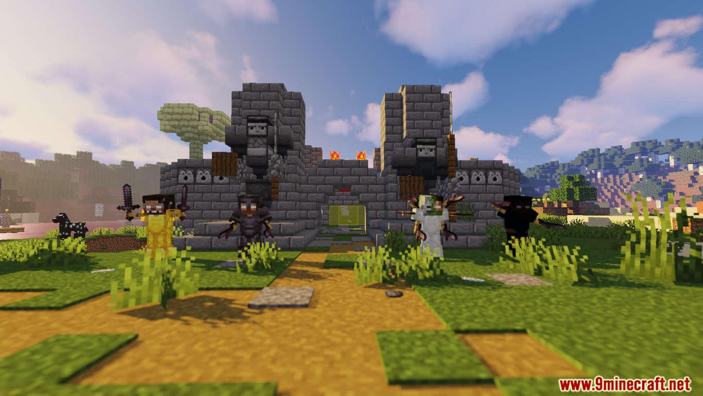 Minecraft Odyssey Map Screenshots (8)