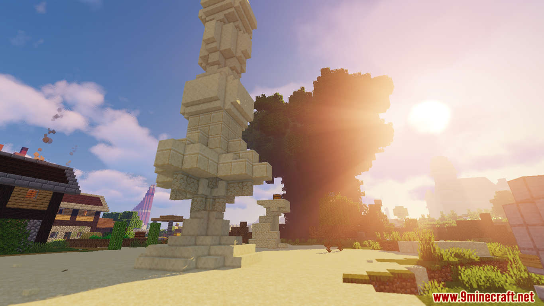 Minecraft Odyssey Map Screenshots (9)