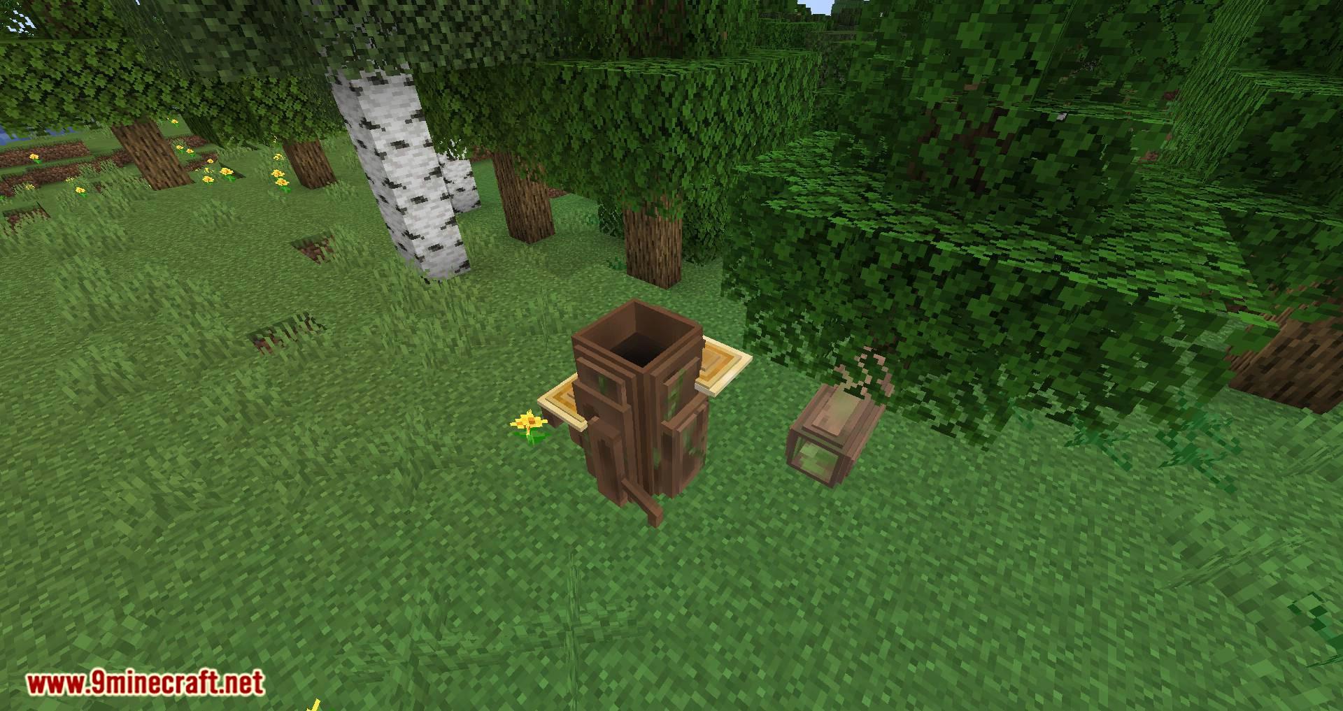 Mushroom Quest mod for minecraft 03