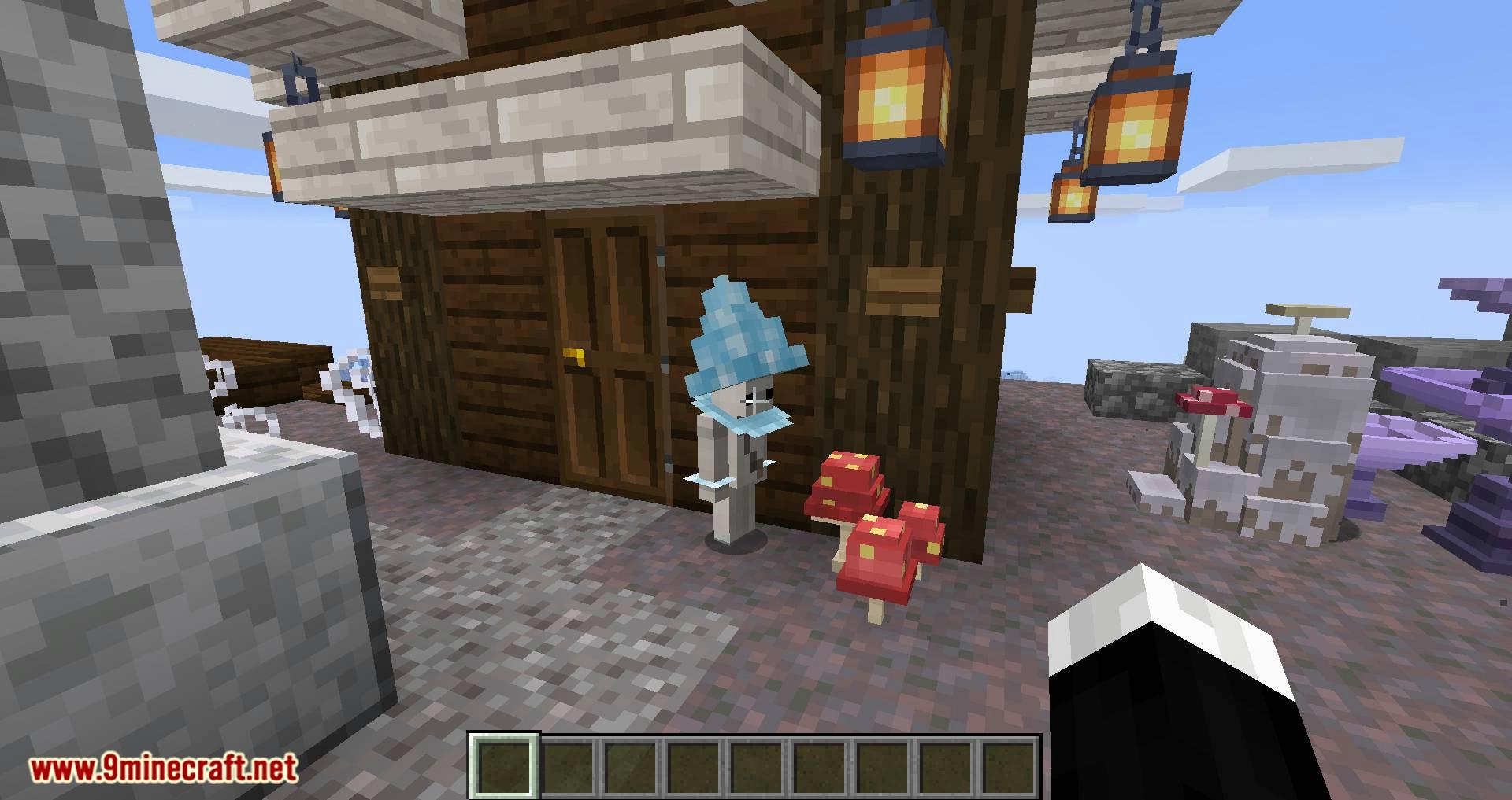 Mushroom Quest mod for minecraft 05